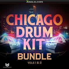 Chicago Drum Kit Bundle