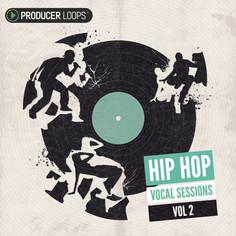 Hip Hop Vocal Sessions Vol 2