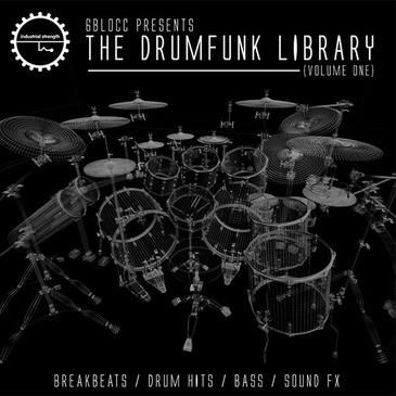 6Blocc Presents: The Drumfunk Library Vol 1