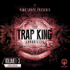 Trap King Chronicles Bundle (Vols 1-3)