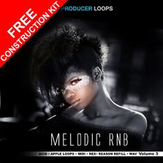 Melodic RnB Vol 3: Free Construction Kit