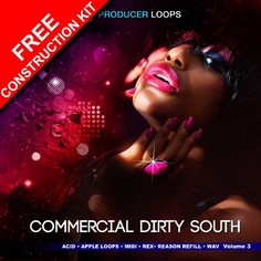 Commercial Dirty South Vol 3: Free Construction Kit