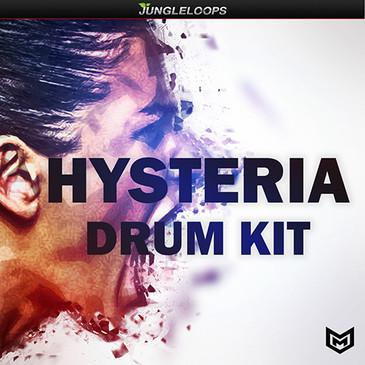 Hysteria Drum Kit