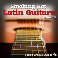 Smoking Hot Latin Guitars Vol 3