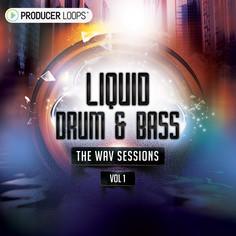 Liquid Drum & Bass: The WAV Sessions Vol 1