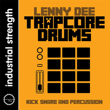 Lenny Dee: Trapcore Drums