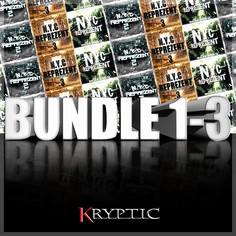 N.Y.C Reprezent Bundle (Vols 1-3)