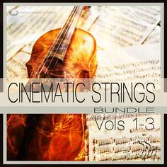 Cinematic Strings Bundle (Vols 1-3)