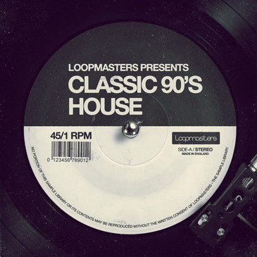 Loopmasters Classic 90s House
