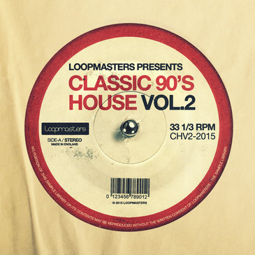 Loopmasters Classic 90s House Vol 2