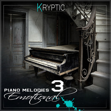 Kryptic Piano Melodies: Emotional 3