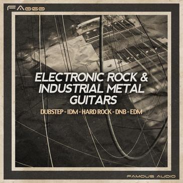 Electronic Rock & Industrial Metal Guitars