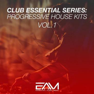 Club Essential Series: Progressive House Kits Vol 1