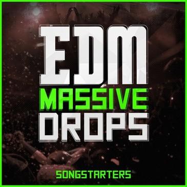 EDM Massive Drops Songstarters