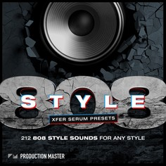 808 Style: Xfer Serum Presets