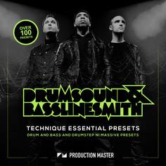 Drumsound & Bassline Smith: Technique Essential Presets