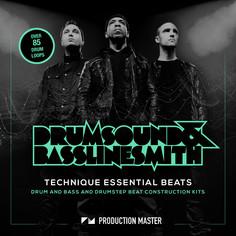 Drumsound & Bassline Smith: Technique Essential Beats