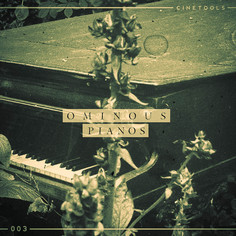 Cinetools: Ominous Pianos
