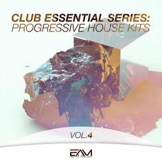 Club Essential Series: Progressive House Kits Vol 4