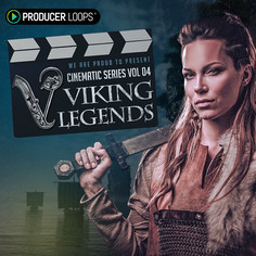 Cinematic Series Vol 4: Viking Legends