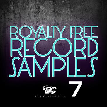 Royalty-Free Record Samples 7