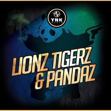 Lionz Tigerz & Pandaz