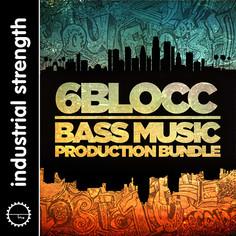 6Blocc: Bass Music Production Bundle