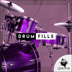 Chop Shop Samples: Drum Fills