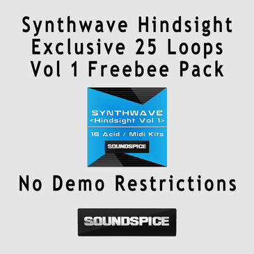 Synthwave Hindsight Vol 1: Exclusive Freebee Pack