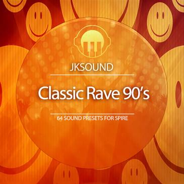Spire Classic Rave 90s
