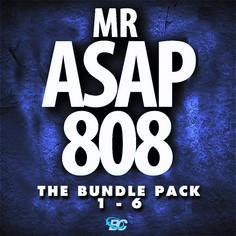 Mr ASAP 808: The Bundle Pack (Vols 1-6)