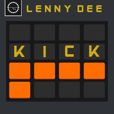 Lenny Dee: Kick