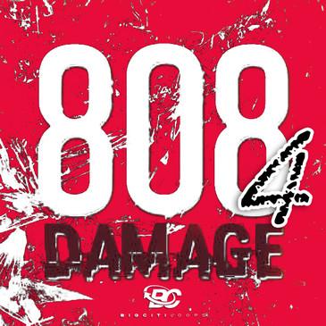 808 Damage 4