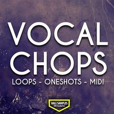 Hall Samples: Vocal Chops