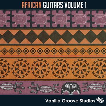 African Guitars Vol 1