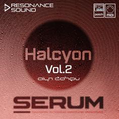 Aiyn Zahev: Halcyon Vol 2 For Serum