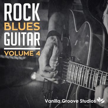 Rock Blues Guitar Vol 4