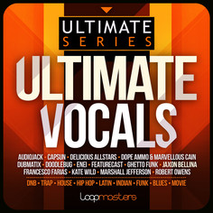 Loopmasters: Ultimate Vocals