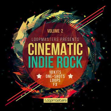 Cinematic Indie Rock Vol 2