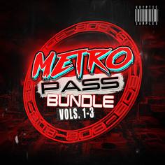 Metro Pass Bundle (Vols 1-3)