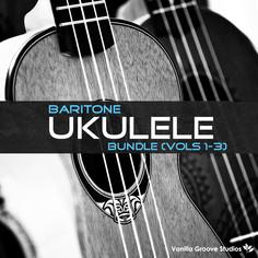 Baritone Ukulele Bundle (Vols 1-3)