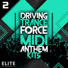 Driving Trance Force MIDI Anthem Kits 2