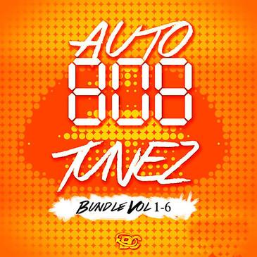 Auto 808 Tunez Bundle (Vols 1-6)