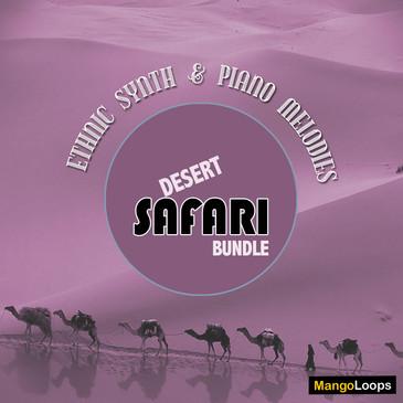 Desert Safari Bundle (Vols 1-4)