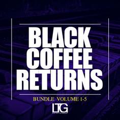 Black Coffee Returns Bundle (Vols 1-5)
