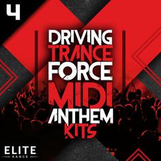 Driving Trance Force MIDI Anthem Kits 4