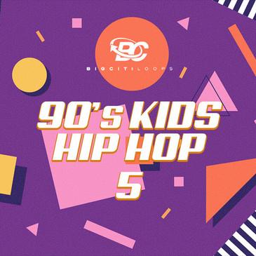 90's Kid Hip Hop 5