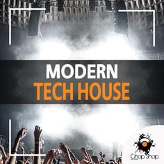 Chop Shop Samples: Modern Tech House