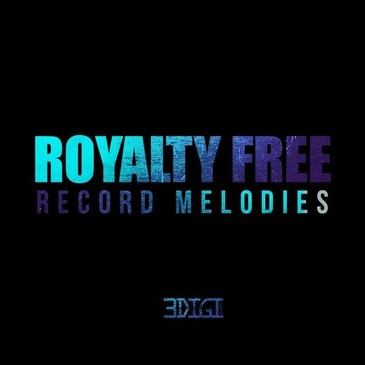 Royalty Free Record Melodies