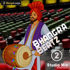 Bhangra Beatz Studio Mix Vol 2